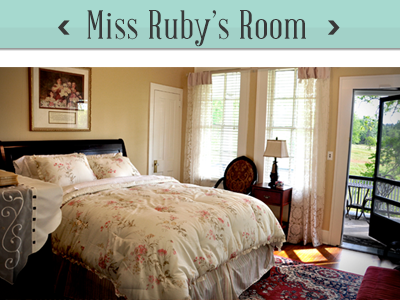 Miss Ruby's Room